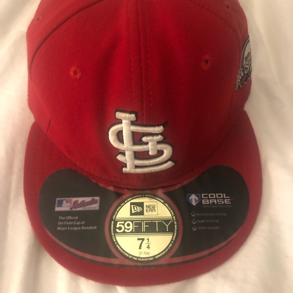 6e3b864675ab Men s 59-Fifty New Era Saint Louis Cardinals hat.  M 5b1caf544ab633dc9772ead9. Other Accessories ...